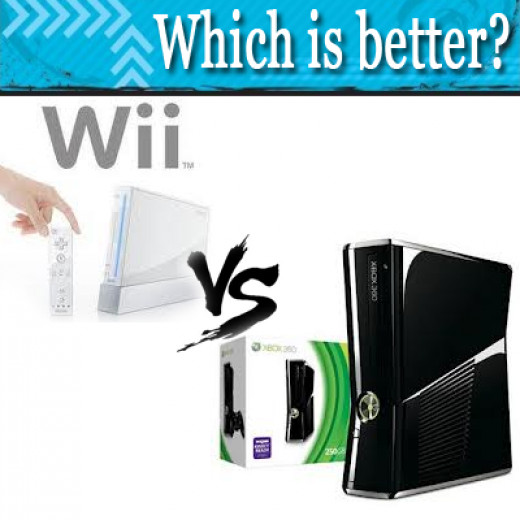 Which is better XBOX or Wii?