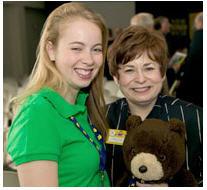 Build a Bear- Maxine on the right