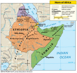 Liminal Spaces: Barry Buzan's Sectors Theory and Somali Refugee Dynamics in the Horn of Africa