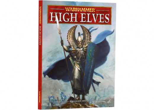 Warhammer: High Elves Army Book
