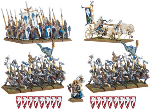 Warriors of the White Lion by GamesWorkshop