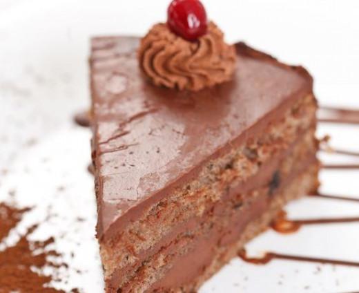 Mmm..Chocolate