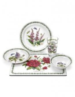 Portmeirions Beautiful Botanic Gardens Range Of Table And Cookware Really Captures An English Cottage garden Feel