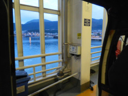 Camping on board the ferry is a great way to travel in Europe .