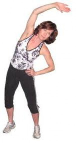 lat stretch for osteoarthritis