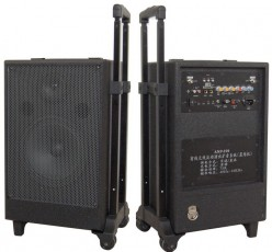 Portable PA System for Easy and Convenient Setup