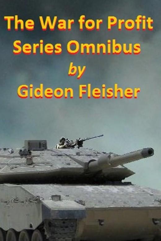 Series omnibus book cover.