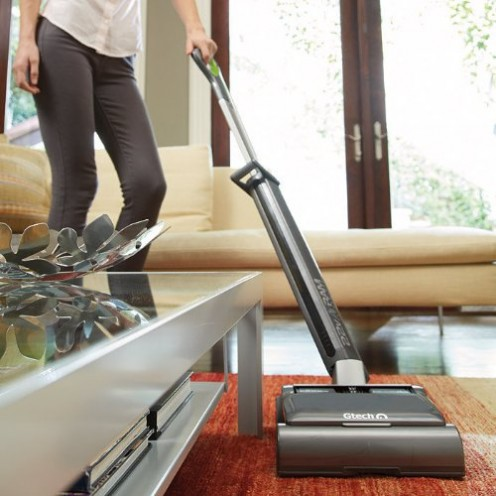 The future is cordless vacuums