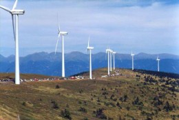 Wind Farm in Austria. Source: Kwerdenker, Wikimedia Commons. CC BY-SA 3.0.