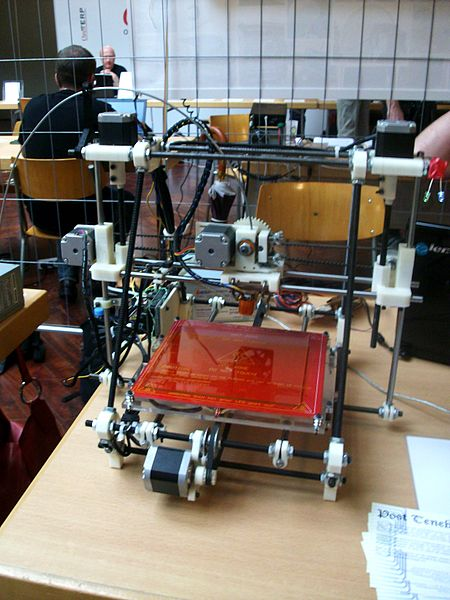 Are 3D printers the wave of the future or a dangerous technology?