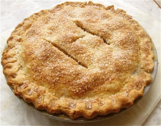 Picture of Homemade Apple Pie Recipe