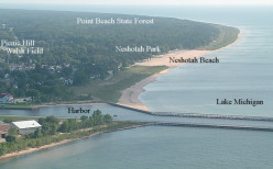 My Review of Neshotah Park Beach