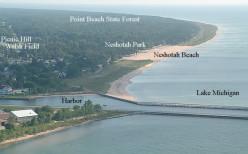 My Review of Neshotah Park Beach