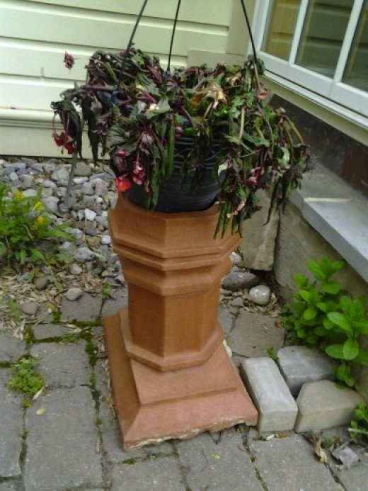 Other uses for chimney pots