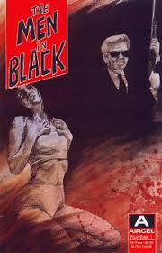 Men In Black the comic.