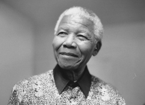 Nelson Mandela won the Nobel Peace Prize in 1993 for his effort to bring an end to the Apartheid regime in South Africa.