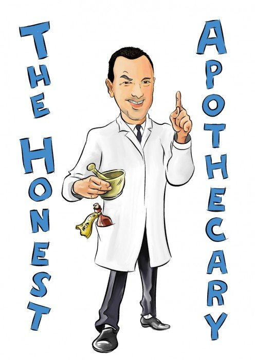 For more pharmacy information, visit me at www.TheHonestApothecary.com!!