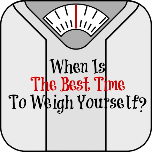 When Is The Best Time To Weigh Yourself?