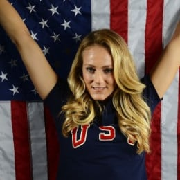 Vitamin D helps you feel good, like holding the American Flag as you represent Team USA.