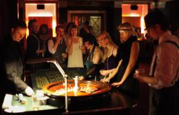 A Speakeasy Bar