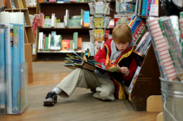 Take Your Child To The Library To Find Tons Of Great Books For Every Level Of Reading!
