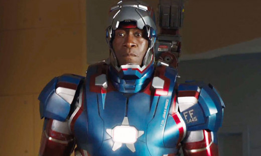 Don Cheadle returns a Rhodey/War Machine/Iron Patriot