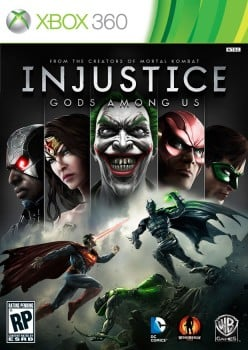 Rushed Review - Injustice: Gods Among Us