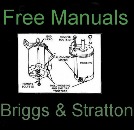 How To Repair A Briggs Amp Stratton Starter Mower