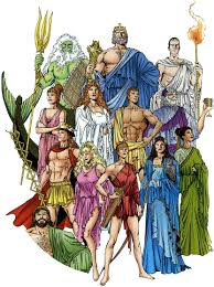 There were many gods in the ancient religions this is a photo of some other Romans gods