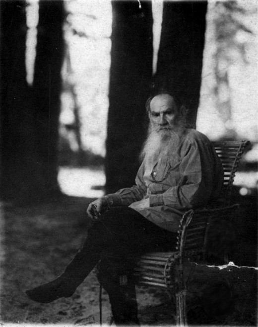 an examination of religious ambivalence in the death of ivan  leo tolstoy