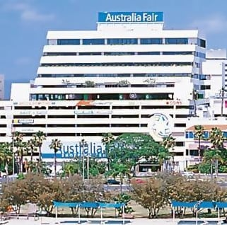 Australia Fair is right in the heart of the Gold Coast.