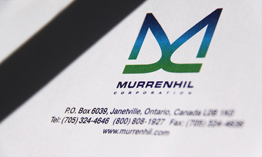 Murrenhil Corporation Logo