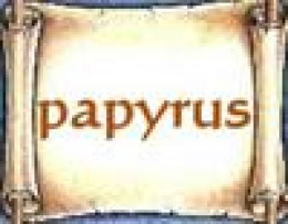Papyrus and the Egyptians