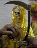 Santa Muerte Icon