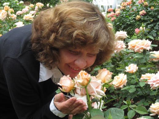 Raleigh's Rose Garden :)))