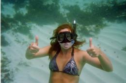 Honeymoon in Aruba - Snorkeling