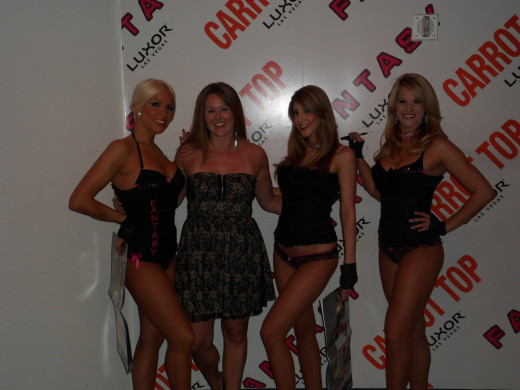 Las Vega - Show Girls