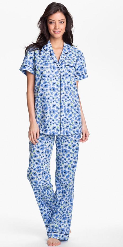 Nordstrom Poplin Pajamas
