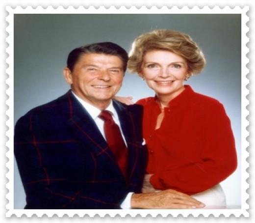 Ronald Reagan and Nancy