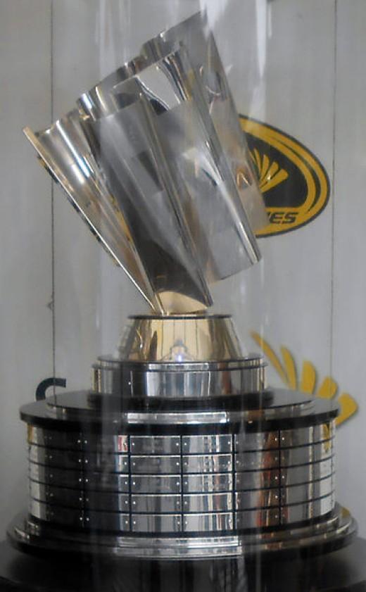 Sprint Cup trophy for NASCAR