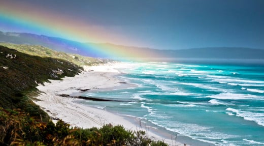 Combine surfing with wine tours in the Margaret River region of Western Australia