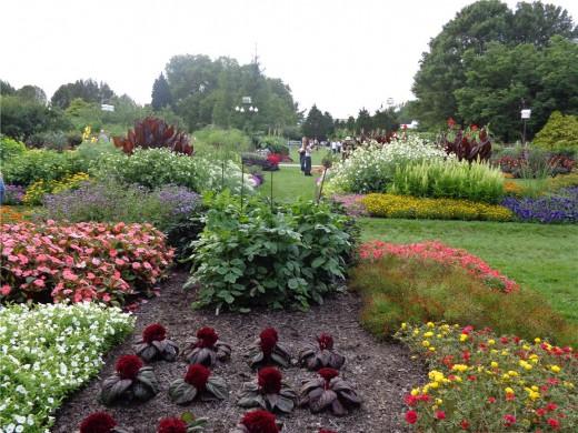Longwood Gardens Outdoor Garden