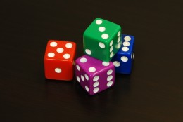 Remember, although act utilitarianism takes no chances with using rules - it still needs DICE! ... + FPP... whatever that is..