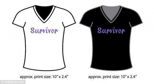 Graphic from the Jodi Arias website, and shown for public awareness information purposes only