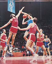 XX Olympic Games, Munich 1972, Yugoslavia versus Czechoslovakia
