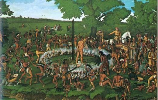 The Torture of William Crwaford