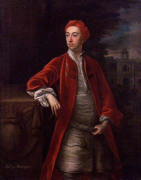 The 3rd Earl of Burlington
