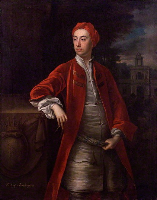 The 3rd Earl of Burlington