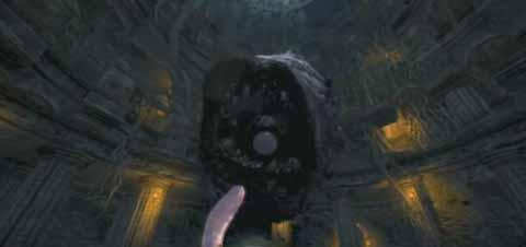 Dragon's Dogma Dark Arisen use the gazer's tentacle to defeat itself