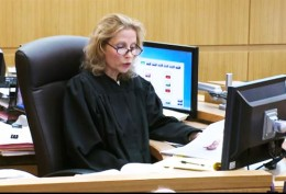 Judge Sherry Stephens Jodi Arias Trial March 21 2013